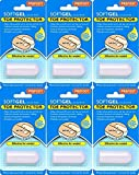 Profoot Soft Gel Toe Protector x 6 Packs