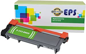 EPS Compatible Replacement Toner Cartridge for Dell E310dw/ E514dw/ E515dw/ E515dn - 2600 Pages Yield