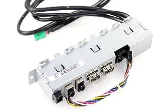 DELL STUDIO 540S OEM FRONT USB AUDIO I/O PANEL W/CABLES X151C CN-0X151C WN097 US