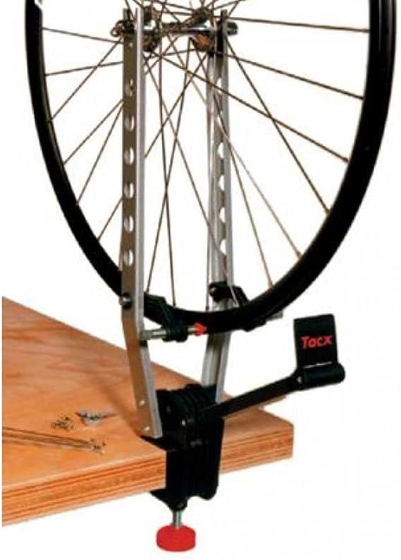 Tacx pie de centrado Exact T 3175 T3175 bicicleta: Amazon.es: Deportes y aire libre