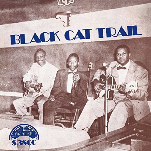 Album Art for Black Cat Trail by Various Artists