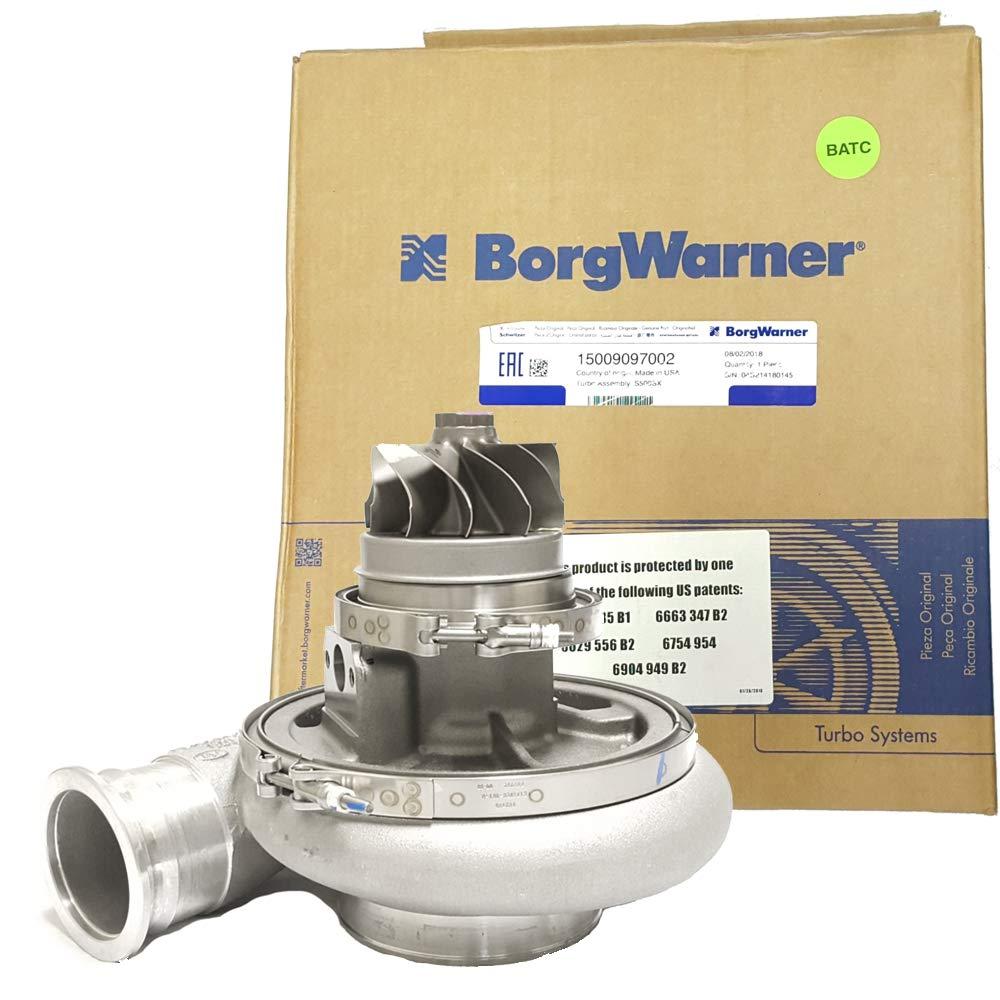 Amazon.com: BorgWarner S500SX-E 94 mm (120/110) Supercore (P/N 15009097002), 1875 HP: Automotive