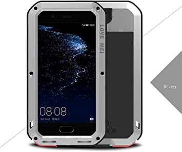 LOVE MEI Huawei P10 Plus Impermeable Funda, Poderosa Armadura del ...