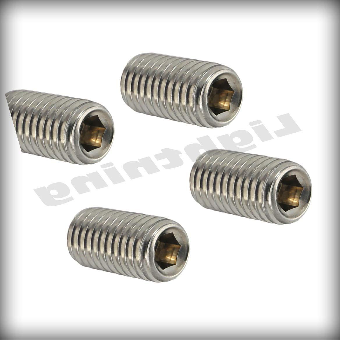 Socket Set Screws Set Stainless Steel 5/16-18 x 3/8-inch Pack of 1000 Warranity by Pr-Merchant