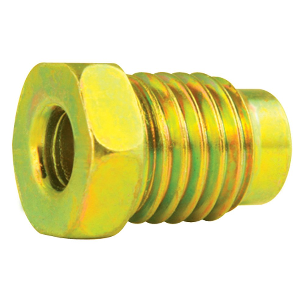 Steel Tube Nuts - 3/16' Line - Metric M11 X 1.5 thread - Bubble Flare - Pack of 10 4LifetimeLinesTM