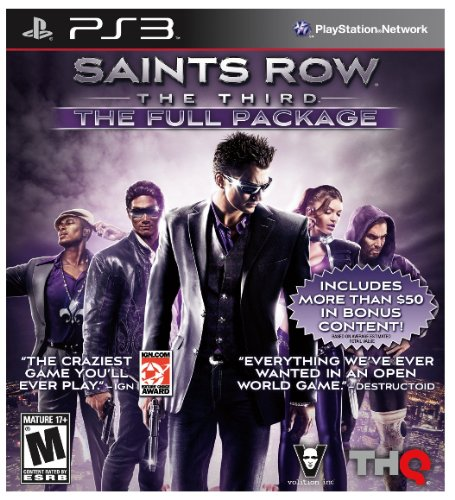 Saints Row the Third – The Full Package