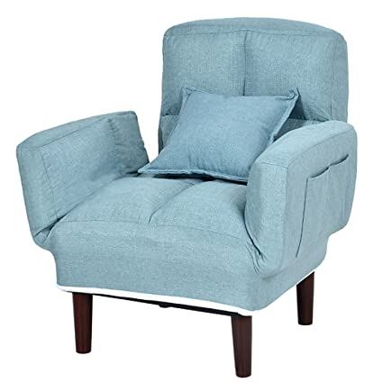 Incredible Amazon Com Lazy Sofa Chair Lounge Chair Bedroom Reading Caraccident5 Cool Chair Designs And Ideas Caraccident5Info