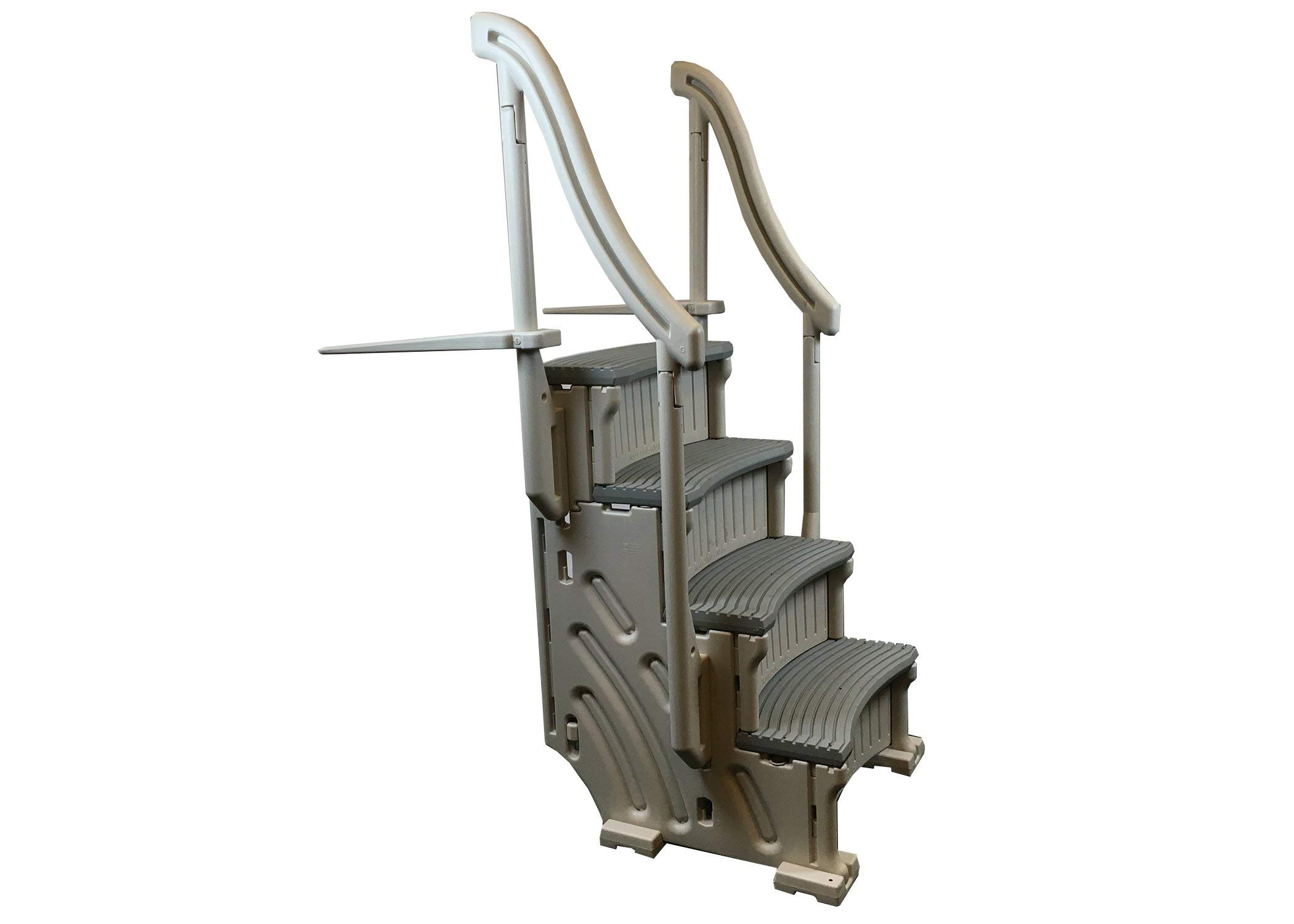 Confer Above Ground Swimming Pool Curve Base Steps - CCX-AG by Confer Plastics