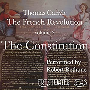 The French Revolution, Volume 2 Audiobook