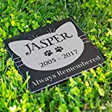 Personalized Memorial Stone Laser Engraved