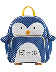 Personalized Little Critter Backpacks - 12 Fun Animals To Choose From - 13Hx11Wx5D