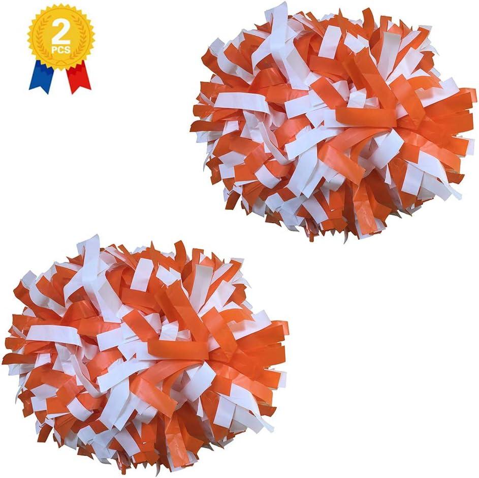 ~ Cheerleader Go Team Bring It On Stars Pom Poms Cheer Leading Foil Stickers ~