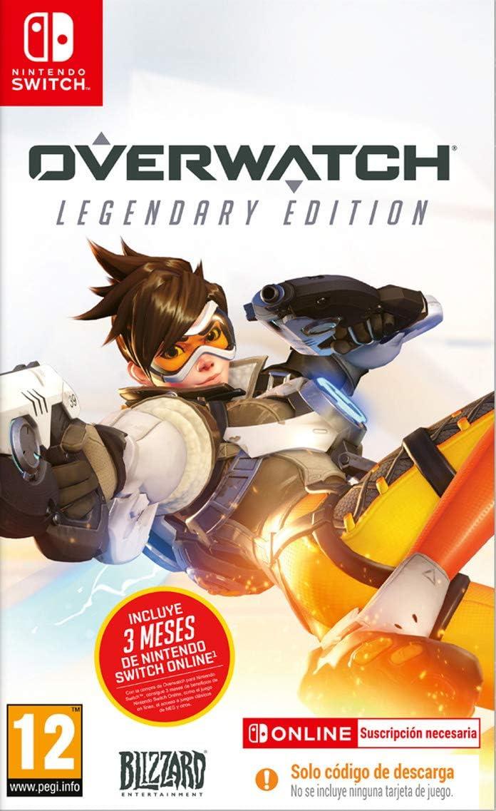 Overwatch - Legendary Edition (Este juego contiene código de ...