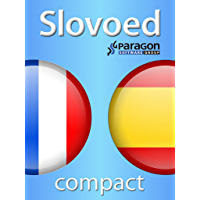 Slovoed Compact Spanish-French dictionary (Slovoed dictionaries) (Spanish Edition)
