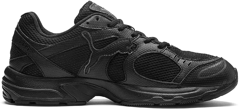 Lugar de la noche Recoger hojas Mayo  Buy Puma Men's Axis Black-Asphalt Sneaker-3 UK (35.5 EU) (4 US) (36846501)  at Amazon.in