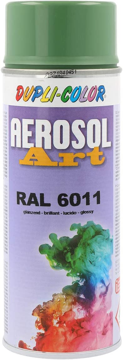 Dupli Color 741203 Aerosol Art Ral 6011 Glänzend 400 Ml Baumarkt