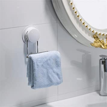 bathroom towel holder suction cup toilet roll stainless steel rack lowes ideas discount bar sets