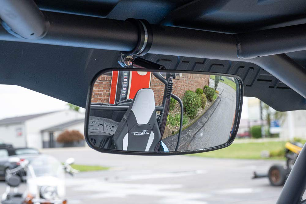 Deluxe Rear View Mirror for CF Moto ZForce /& UForce Series