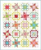 quilting pre cut kits - April Rosenthal Mama's Cottage Secret Sauce Quilt Kit Moda Fabrics KIT24050