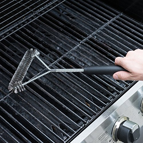 quiseen-stainless-steel-heavy-duty-bbq-grill-brush-long-safe-handle-18-l