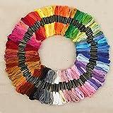 Kurtzy Cotton Crochet or Embroidery Thread Kit