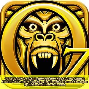 Temple Run Oz Game Audiobook