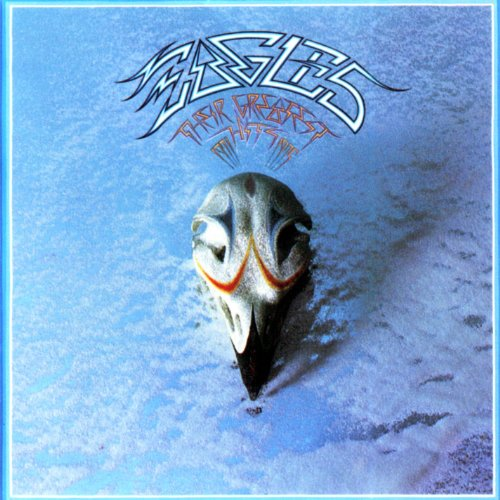 Their Greatest Hits (Best Of The Eagles Cd)