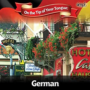 German on the Tip of Your Tongue Audiobook