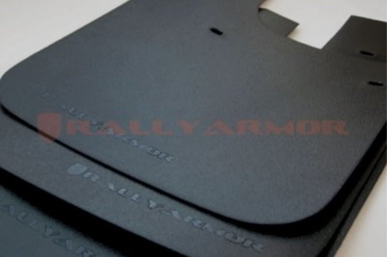 Rally Armor Mud Flaps Basic Black//Black Logo for 1993-2001 Subaru Impreza