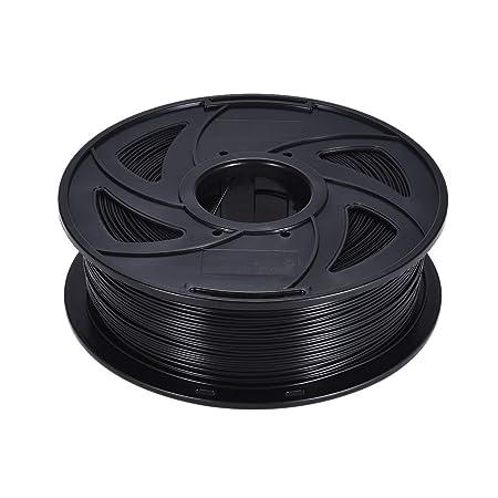 Shi-y-m-3d, PLA Filamento Impresora 3D Filamento 1 kg/Rollo 2.2lb ...