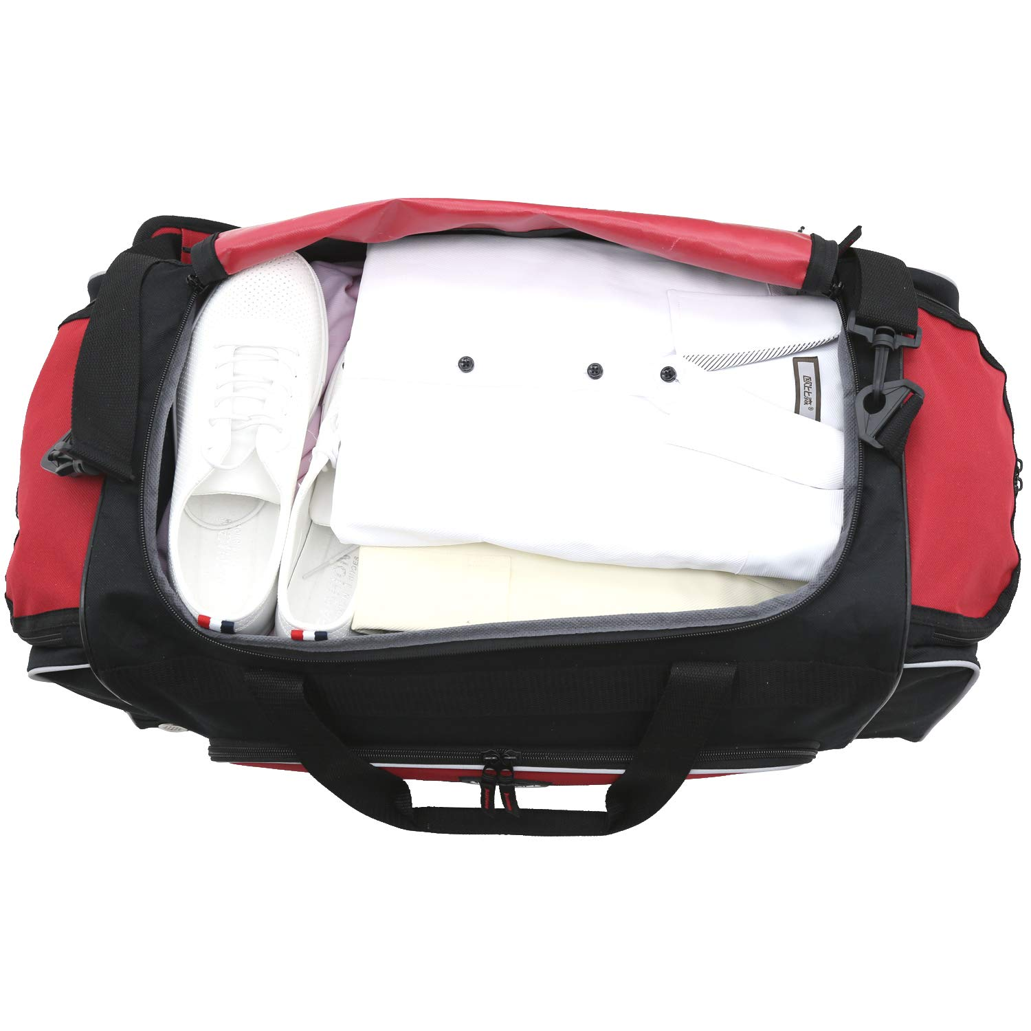 Travelers Club ADVENTURE Travel and Outdoor Duffle Bag