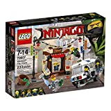 Lego Ninjago City Chase Building Kit, 233 Piece
