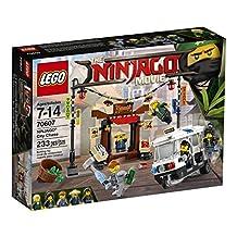 Lego Ninjago City Chase Building Kit, 233 Piece