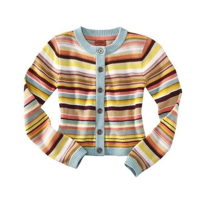 Amazon.com: Missoni para lente Niñas Manga Larga chaqueta de ...