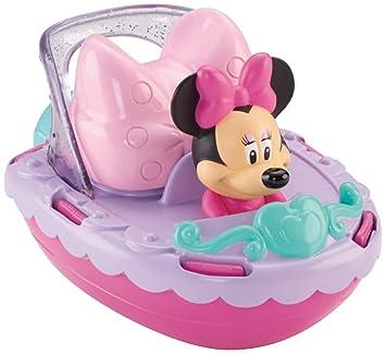 FisherPrice Disney Minnie Mouse Glam Glider Minnie Bath Toy Amazon