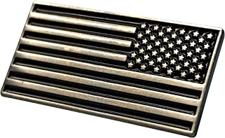product image for Assault Forward Reverse American Flag Lapel Pin - Patriotic Menswear Accessories - Military Gifts for Men - Veteran Owned and Made in USA