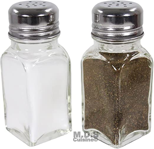 Set of 2 Dr Pepper Salt and Pepper Shakers # 2