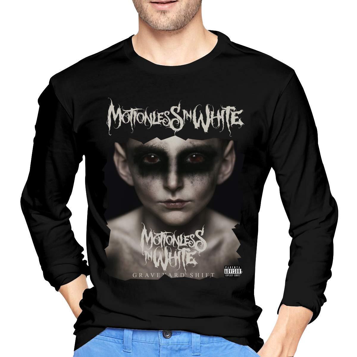 Fssatung S Motionless In Graveyard Shift T Shirts Black