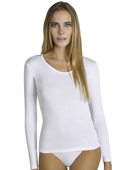 94b7c4f8a YSABEL MORA - Camiseta TERMICA Mujer  Amazon.es  Ropa y accesorios