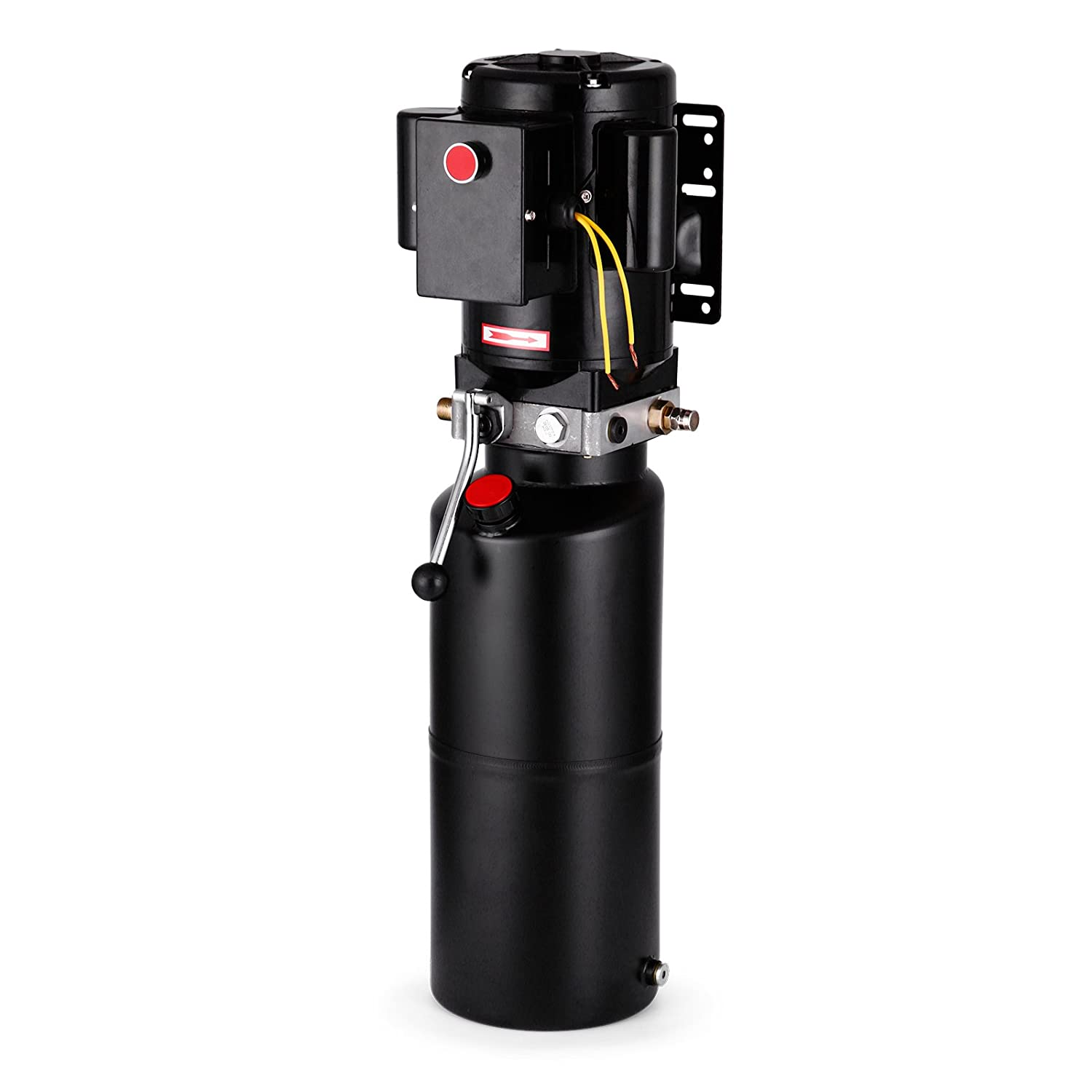 BestEquip Car Lift Power Unit 2.64 Gallons 3 HP Hydraulic Pump Power Unit Auto Car Lift 2950 PSI Car Lift Hydraulic Pumps 220V 2.2 KW Adjustable Pump Pressure