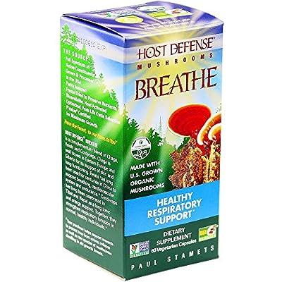 Host Defense® Breathe Capsules