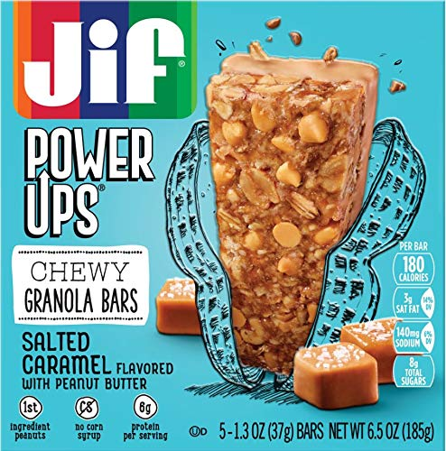 Top 2 recommendation jif power ups salted caramel 2020