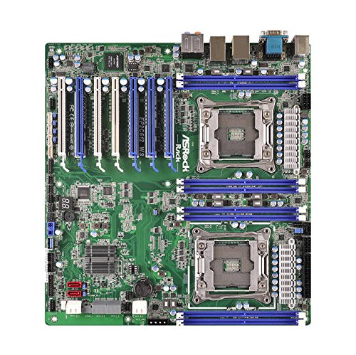 ASRock Rack Motherboard EP2C612 WS (Best Xeon Processor For Home Server)