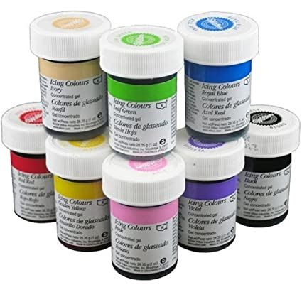 Colorant wilton amazon