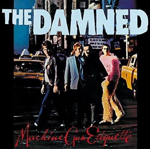 CD : The Damned - Machine Gun Etiquette (Japanese Mini-Lp Sleeve, Japan - Import)