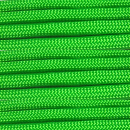 Paracord Planet Nylon 550lb Type III 7 Strand Paracord Made in the U.S.A. (Rope Lanyard Polyester)