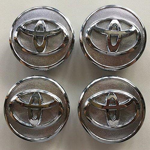 HYFML For Toyota Prius Yaris Vios 57mm Center Caps Cover Wheel Center Caps 4pcs