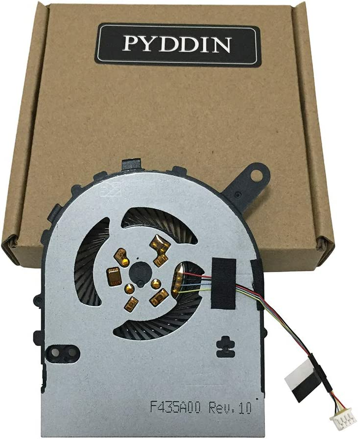 New Laptop CPU Cooling Fan for DELL Inspiron 14 7460 7472 14-7460 14-7472 Series, DP/N: 02X1VP