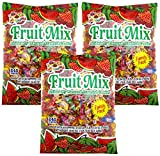 SweetGourmet Albert's Mini Hard Candies - Assorted Fruits - Club Mix (Pack of 3) offers