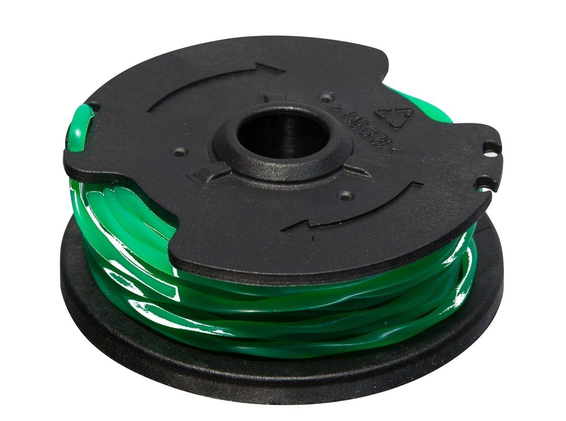 Worx bobina di filo di ricambio per wg168e e alle 40 V TAGLIABORDI A BATTERIA, 1 pezzi, WA0200 1pezzi